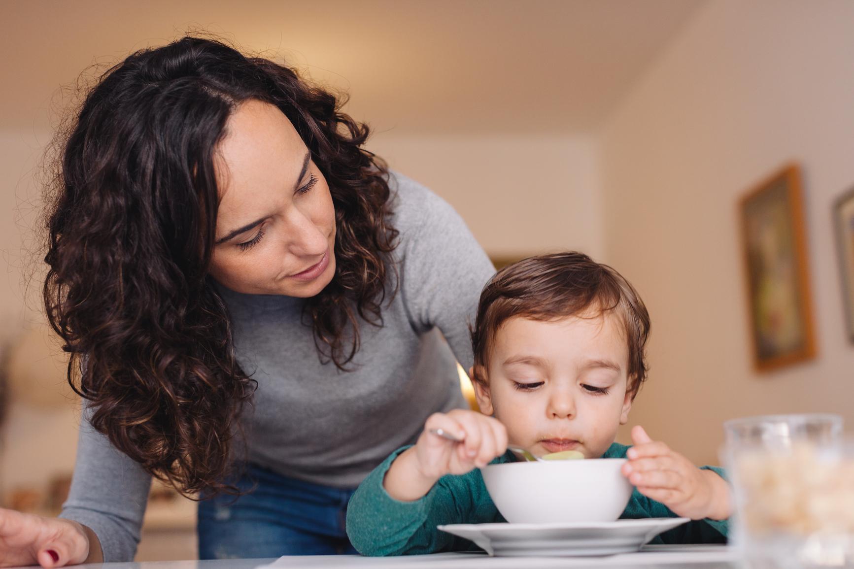 Питание для детей в 4 года рецепты