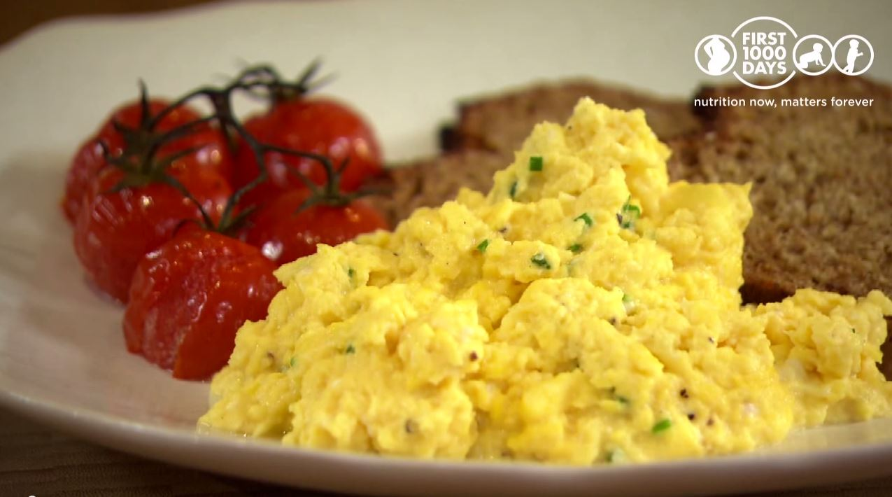 recipe: scrambled egg recipes with cheese [34]