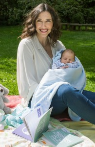 Michelle Doherty and baby Max first 1000 days Awareness Week-1